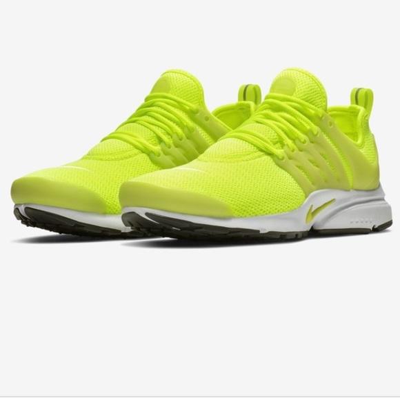 Nike Air Presto Volt Lime Neon Green